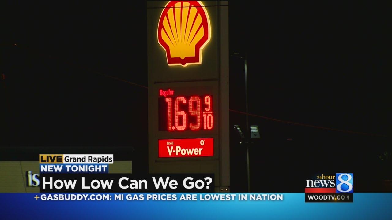 Grand Rapids Gas Prices >> Gasbuddy Michigan S Gas Cheapest In U S