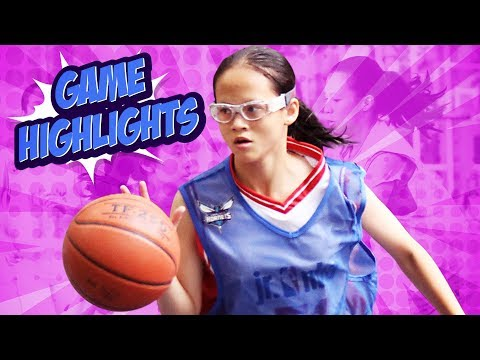 Jr. NBA: Best Action From The Girls In The Asia Pacific Selection Camp!