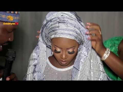 ADIJAT ODUNAYO AND MORUF ADEYEMI'S NIKAH WEDDING CEREMONY (Nigerian Music & Entertainment)