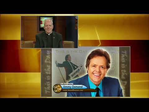 Jimmy Osmond on Performing | This is the Day