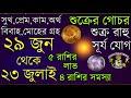 বৃষ রাশি জুলাই ২০১৯ মাসিক রাশিফল  Taurus Predictions for July 2019 Rashifal Vrishabh Rashi July 2019 HD Mp4 3GP