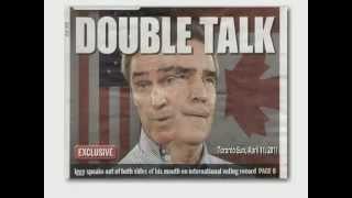 Conservative ad: Ignateiff the American Democrat (2011)