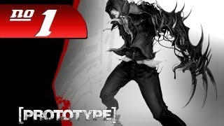 Prototype Detonado / Playthrough Parte #1 [PT-BR] [HD]