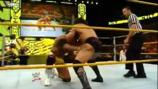 WWE NXT 10/12/11 Part 4/4 360P