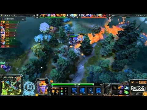DK vs Vici - The Summit - playoffs - G2