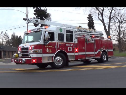 Fire Trucks Responding --BEST OF 2014--