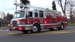 fire trucks responding best of 2014