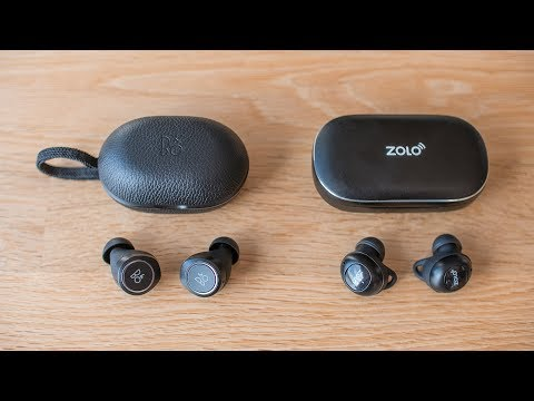 B&O Beoplay E8 vs Zolo Liberty Plus - sound demo
