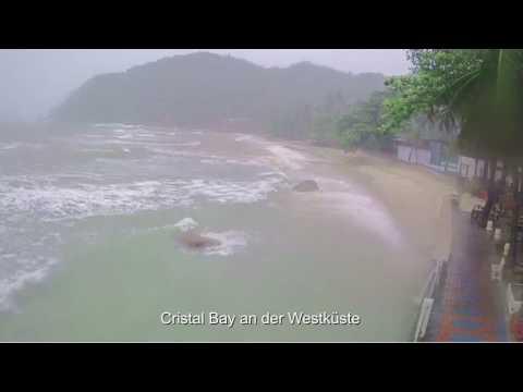 Koh Samui Wetter (Thailand) 05.01.2017 UPDATE