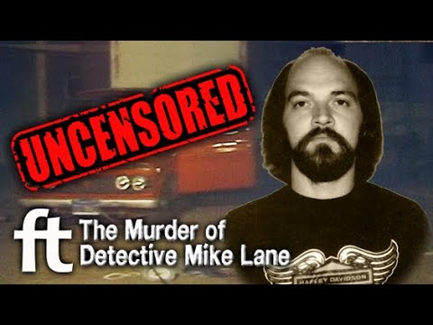 The Murder of Detective Mike Lane - A Forgotten Tale of Whittier