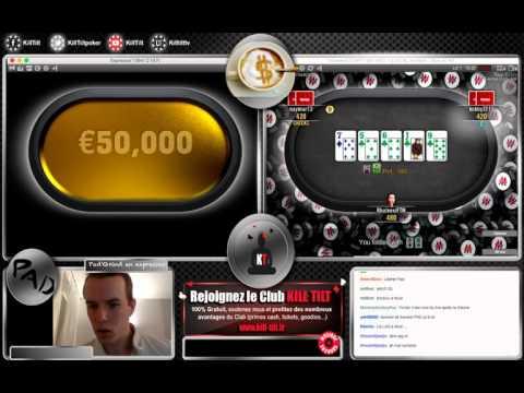 [Poker Expresso] Review session Twitch de Pad