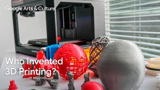 Who invented 3D printing, and will it really trigger a revolution?
