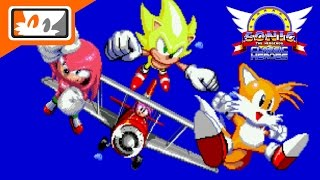 [LIVE] Playing Sonic Classic Heroes! w/ BalenaProductions