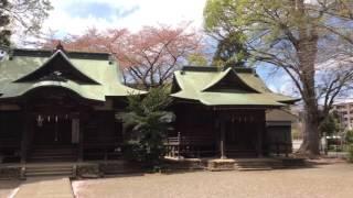 北野天満社・鹽竃神社---東京都八王子市