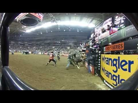 The Mercury News: 360 video: PBR in San Jose