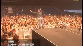 Noypi - Bamboo (Live in Dubai 2014)