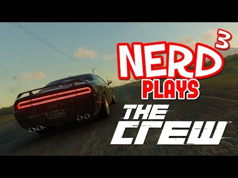 Nerd³'s All American Road Trip - Part 1 - The Crew