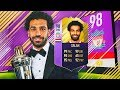 SALAH 98 PLAYER OF THE YEAR SBC FIFA 18 mp3