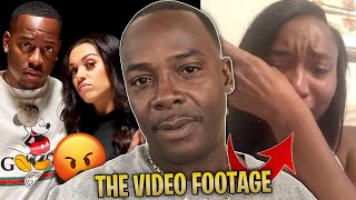 Damien Prince DAD Did THIS!... (THE VIDEO FOOTAGE)