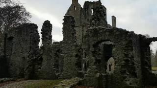 Huntly Castle - Scotland
