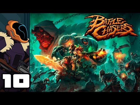 Let's Play Battle Chasers: Nightwar - PC Gameplay Part 10 - Not Enough Power