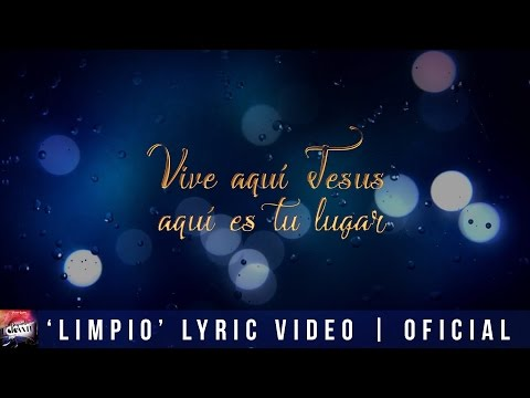 Davide Lardieri - 'Limpio' | Oficial Lyric Video