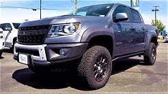 2019 Chevy Colorado ZR2 Duramax: ZR2 Or Gladiator Rubicon?