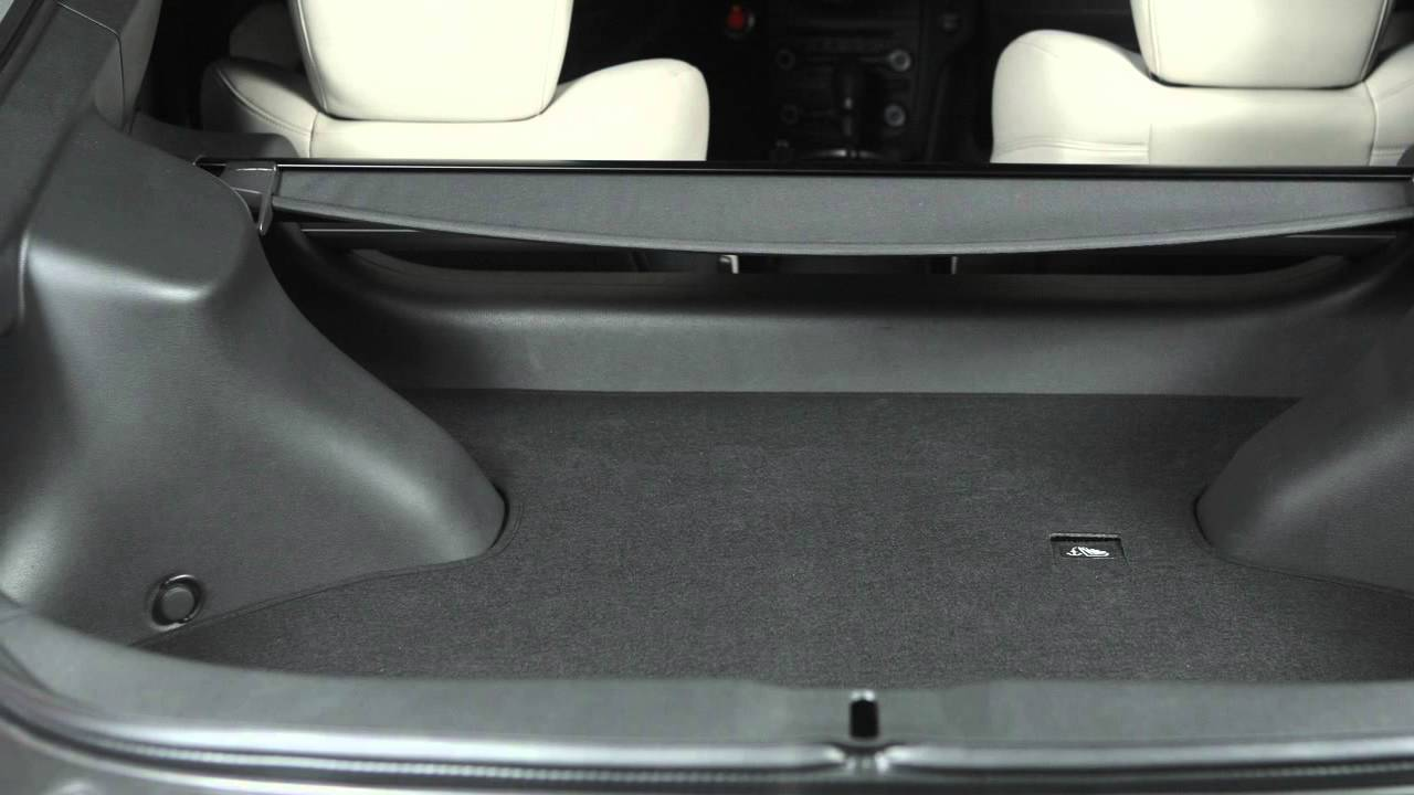 2013 NISSAN 370Z - Cargo Cover - YouTube