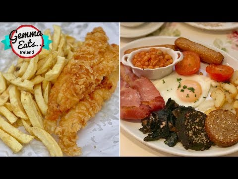 Gemma Eats...Ireland 2 | BEST IRISH FOOD Tour, FULL Irish Breakfast, BEST Fish & Chips