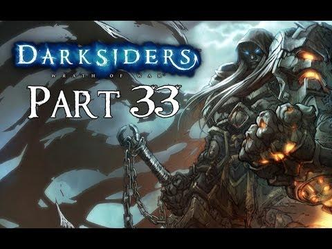 Darksiders 100% Walkthrough Part 33 ( Iron Canopy ) 5th Mini Boss Spider ( 5/5 ) & Darksiders 100% Walkthrough Part 33 ( Iron Canopy ) 5th Mini Boss ...
