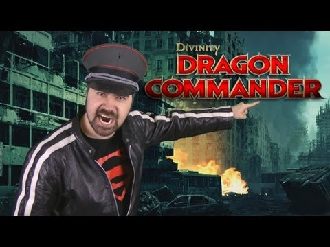 Dragon Commander Angry Review | The Angry Joe Show