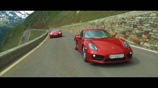 DreamCar TRIP 2017, часть1: Timmelsjoch High Alpine Road (Тиммельсйох)