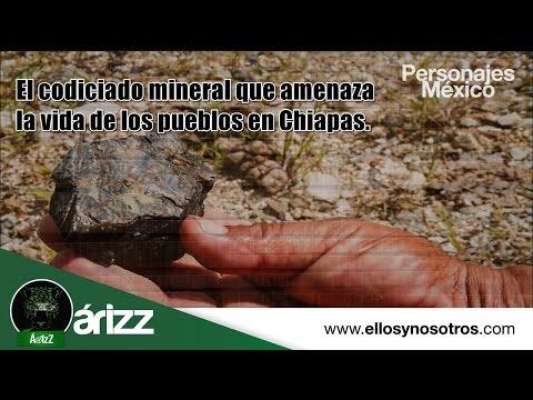 Titanio: el mineral que amenaza la vida de los pueblos en Chiapas. Otros temas.