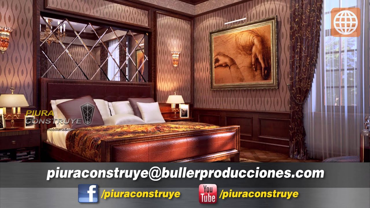Tendencias en decoraci n estilo cl sico renovado youtube - Decoracion clasica de interiores ...