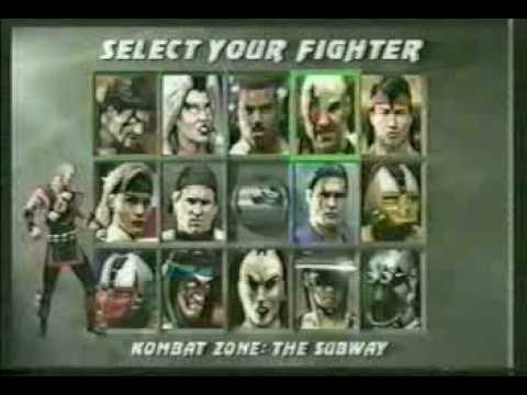 Into Outworld  The Making Of Mortal Kombat 3 12 minute version