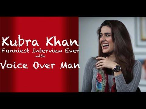 Kubra Khan Funny