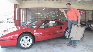 1986 Ferrari 328 GTSi SALE Tony Flemings Ultimate Garage reviews horsepower ripoff complaints video