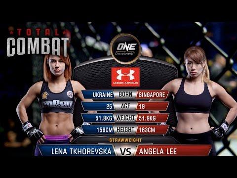 Total Combat | Lena Tkhorevska vs Angela Lee
