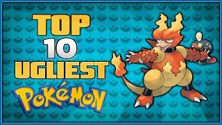Top 10 Ugliest Pokémon