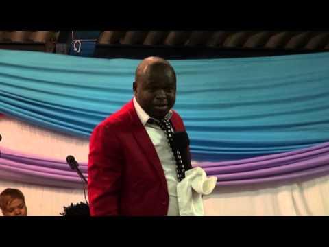 Pastor Tetese (NCC Port Elizabeth) Siyadingana Part 3