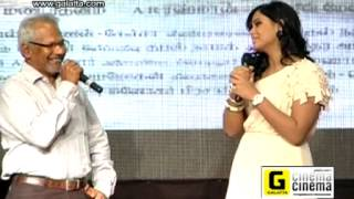 Kadal Press Meet - Thulasi Nair