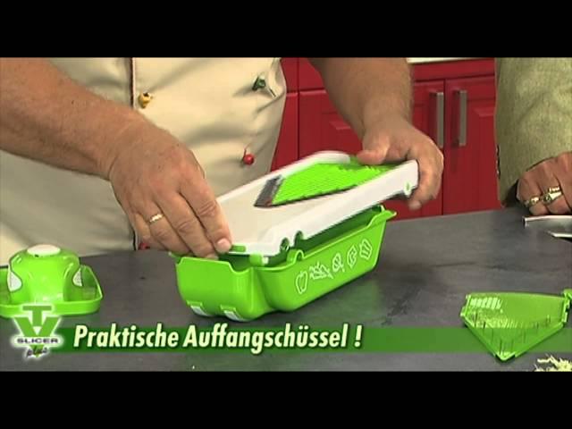 TVSlicer | praktischer Küchenhelfer | MediaShop.TV