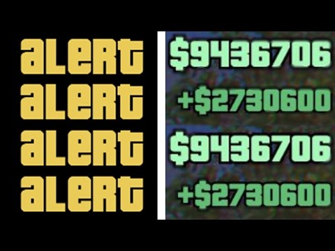 GRAND THEFT AUTO 5 IS GIVING $1,000,000 TO EVERYONE THAT PLAYS GTA 5 (unlimited money)
