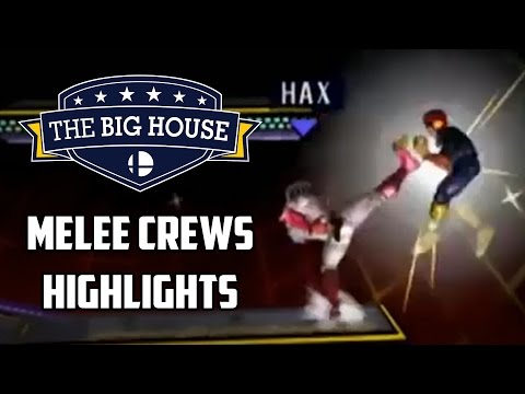 The Big House 6 - Smash Melee Crews Highlights - By Milk