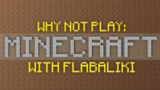Why Not Play Minecraft - What a Cave!