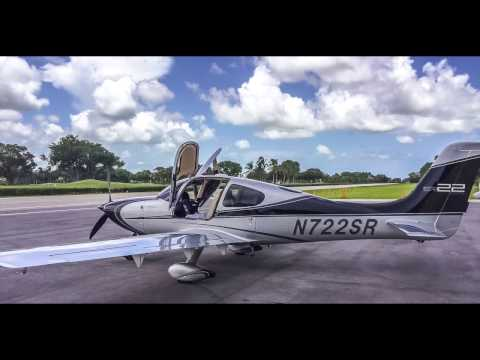 Cirrus SR22 from Savannah (KSAV) to Palm Beach (KPBI) to Fort Lauderdale (KFLL) and back
