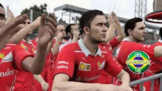 F1 2017 Italia, SINGAPURA, MALASIA
