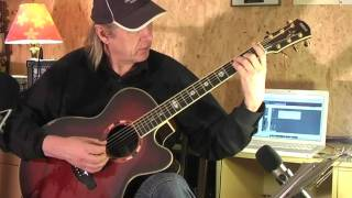 How to play New Age/ Marlon Roudette Guitar Lesson by Siggi Mertens