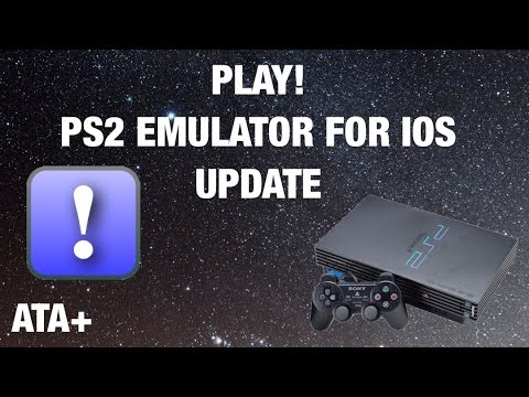 PLAY! PS2 EMULATOR FOR IOS UPDATE!