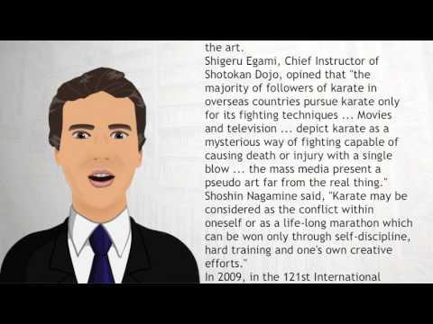 Karate - Wiki Videos